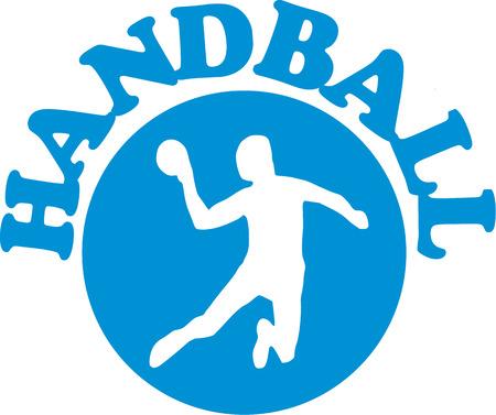handball: Handball Crown Illustration