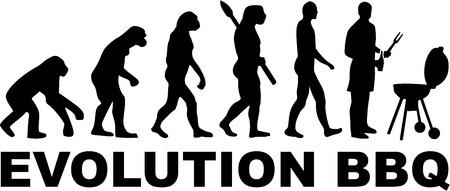 human evolution: Barbecue Grill Evolution