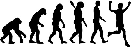 evolucion: Correr Maratón Evolución