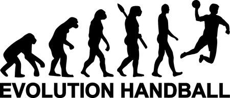 human evolution: Handball Evolution