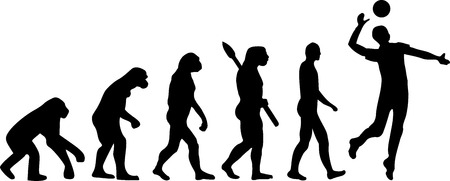 jumping monkeys: Volleyball Evolution