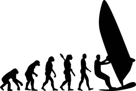 windsurf: Evoluci�n Windsurfing