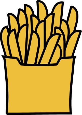 fries: French Fries Fast Food