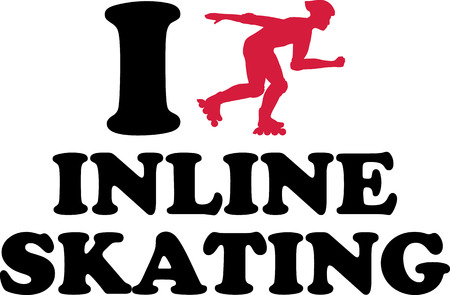 inline: I heart Inline Skating