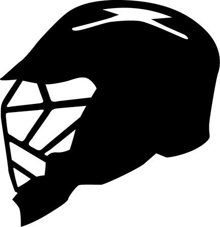 crosse: Lacrosse Helmet