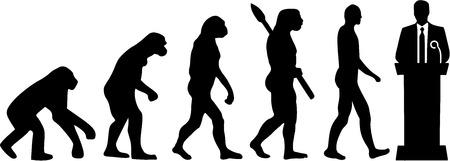 politican: Politican Evolution