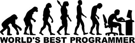 evolucion: Programador Evolución