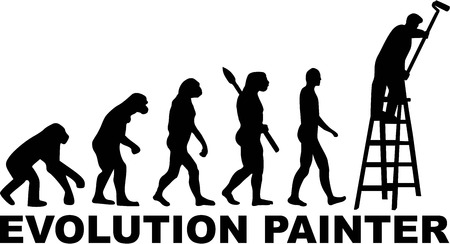 painter and decorator: Painter Evolution