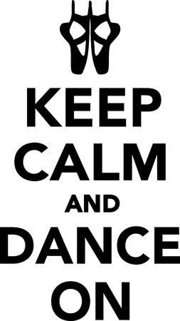 calm: Keep Calm and Dance on Ballet