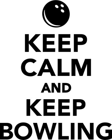calm: Keep Calm and Keep Bowling