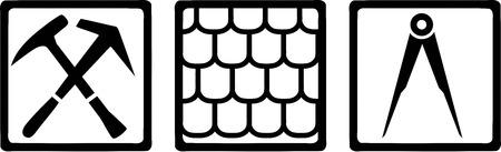 roofer: Roofer Icons Instruments