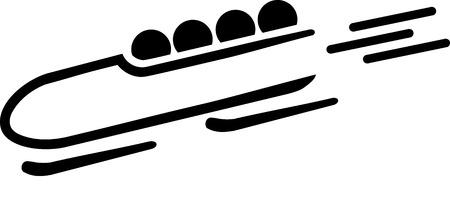 bobsleigh: Bobsleigh Speed Icon