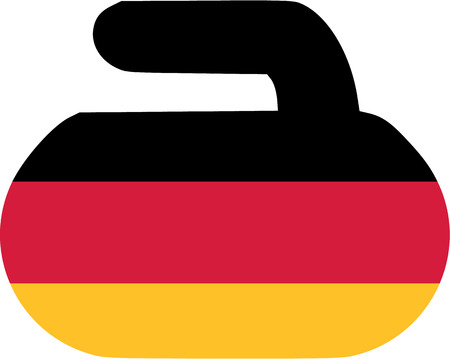 curling: Curling Rock Germany