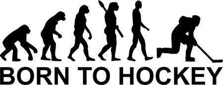 darwin: Born to Hockey Evolution