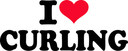 curling: I Love Curling