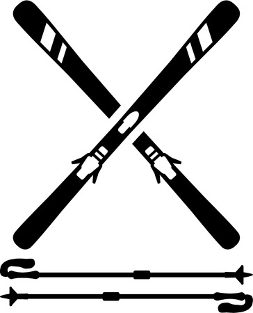 ski jump: Ski Equipment Skis Sticks