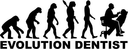Dentist Evolution 일러스트