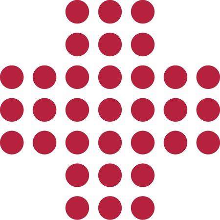 medical cross: Medical Cross Sign