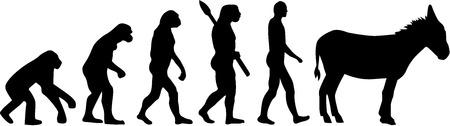 Donkey Evolution