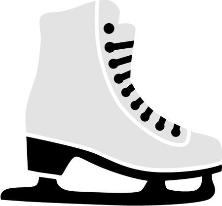 figure skate: Figura De Skate