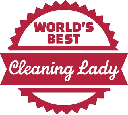 vacuum cleaner worker: Worlds Best Cleaning Lady