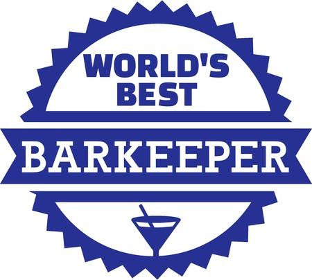 bartender: Meilleur Barman Barman Barman monde