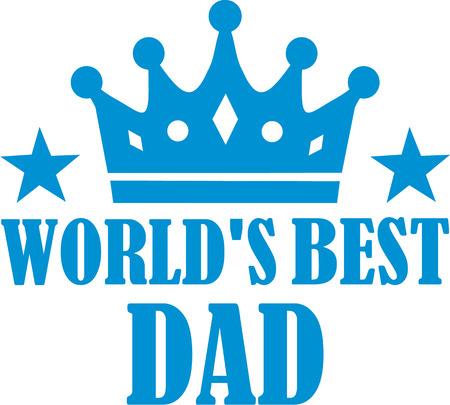 best dad: Worlds Best Dad