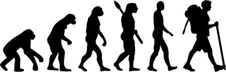 Evolution Hiker