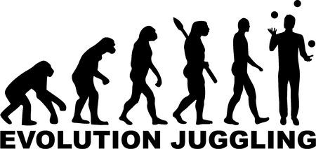 Evolution Juggling