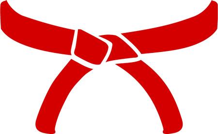 karate: Karate belt