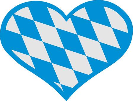 Bavaria heart