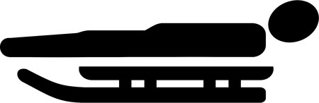 luge: Luge pictogram
