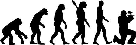 Paintball Evolutie