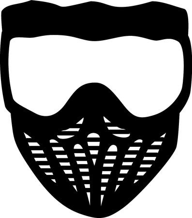 paintball: Paintball Mask