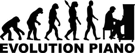 darwin: Evolution piano
