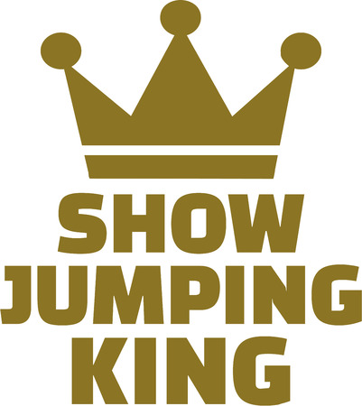 show jumping: Show jumping king