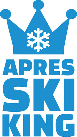 mountainside: Apres ski king