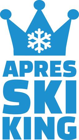 Mountainside: Apres ski król