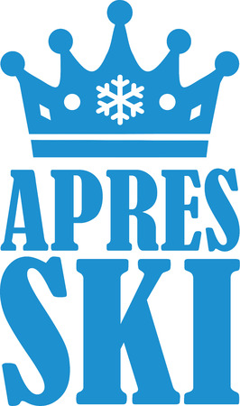 mountainside: Apres Ski with crown