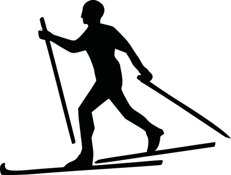 crosscountry: Cross country skiing