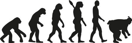 darwin: Evolution sumo wrestling