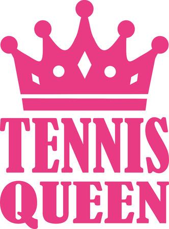 queen: Tennis Queen