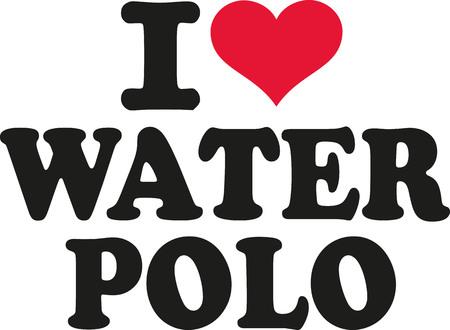 polo: I love water polo