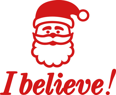 head i: Santa Claus head with I believe Illustration