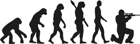 Airsoft Evolution Illustration