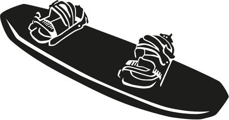 wakeboarding: Wakeboarding board equipment
