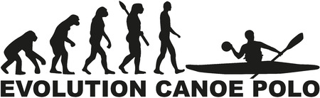 canoe: Evolution canoe polo