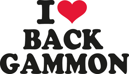 backgammon: I love backgammon