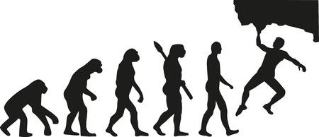 bouldering: Bouldering evolution