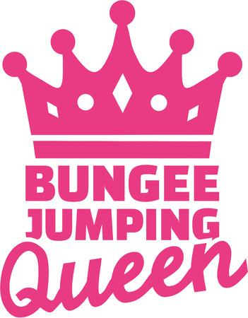 bungee jumping: Bungee reina salto